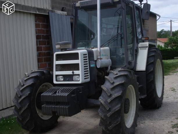 Tracteur renault 103 14 turbo