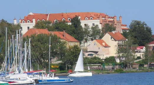 Ryn Castle Hotel  http://www.historichotelsofeurope.com/en/Hotels/ryn-castle-hotel.aspx