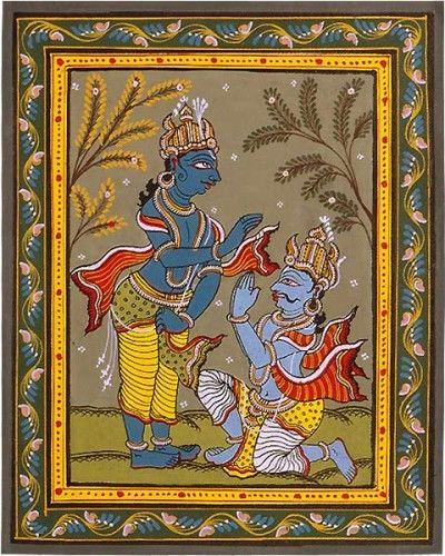 A Bhagavad Gita egy nagyon különleges szentírás, mert egyszerre több besorolásban is szerepel a Védikus kultúrában.  Először is természetesen a Bhagavad Gita a Mahábhárata nagy eposz része, hiszen Krisna, a Bhagavad Gitát, Ardzsunának a nagy kurukshétrai csata előtt mondta el.
