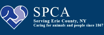 The SPCA Serving Erie County is totally awesome!  My Golden Retriever and my cat are both from there.