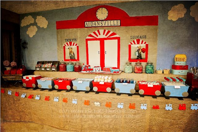 Train party: Birthday Parties, Train Party, Train Birthday, 2Nd Birthday, Party Ideas, Trains, Birthday Ideas, Birthday Party