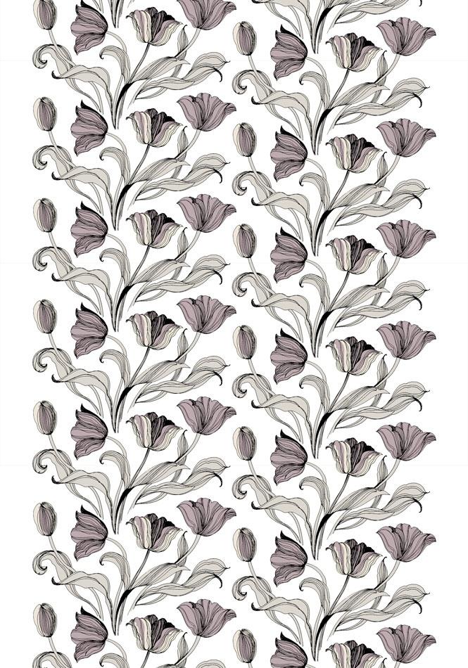 Pikkuterassi lila col 2 by Tanja Orsjoki
