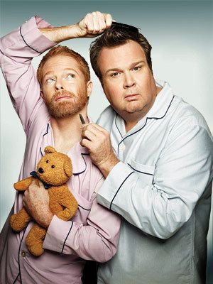 Jesse Tyler Ferguson and Eric Stonestreet: Families Pictures, Cameron Tucker, Favorite Couple, Funny Pictures, Cam Modern Families, Modern Family, Families Awesome, Thanksmodern Families, Tv Couple
