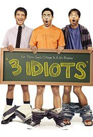 3 Idiots (2009) - IMDb