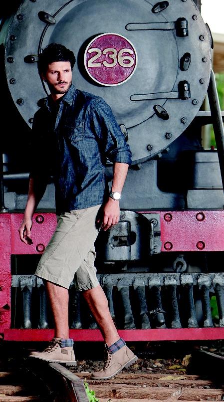 Camisa jeans | bom para o verão | bom para o inverno | (in)vista