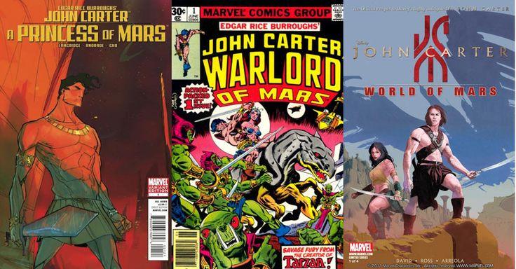 """""""James Cameron que se inspirou em 'John Carter' para criar 'Avatar'"""", diz representante do autor americano Edgar Rice Burroughs"""