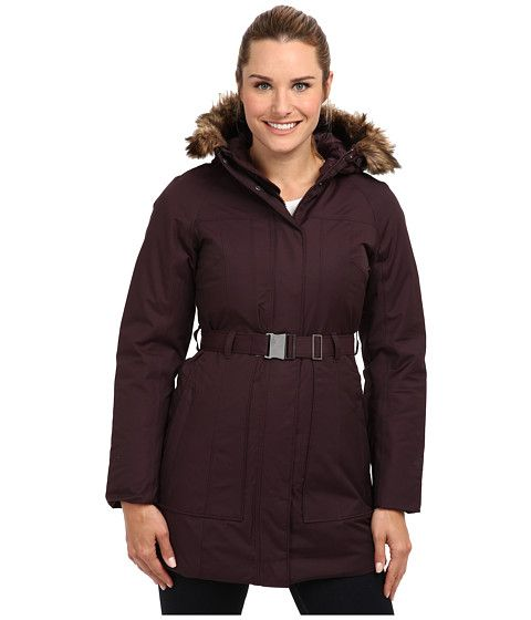 The North Face Brooklyn Jacket - a little longer than metrolina which is a good thing.