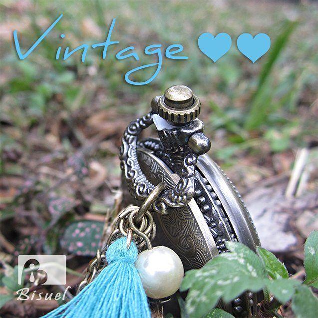Estilo Vintage 😍💟💟💟💕💕🌸🌸 #ccesoriosdemoda #vintage #bohostyle #bohochic #hippiechic #hippiestyle #relojdebolsillo #relojes #modavintage