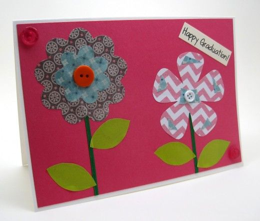 Recycled Magazine Craft Project: Greeting Cards