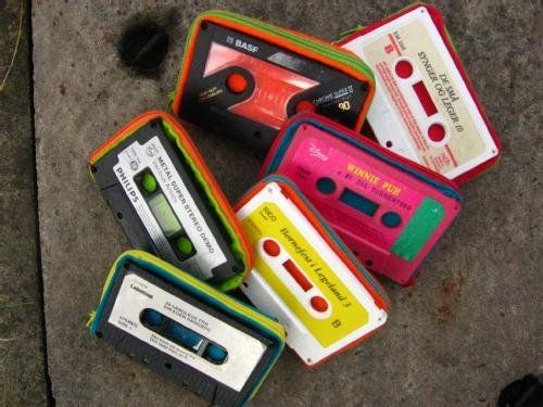 43 Best Crafts Recycling Cds Cassette Amp Vcr Tapes