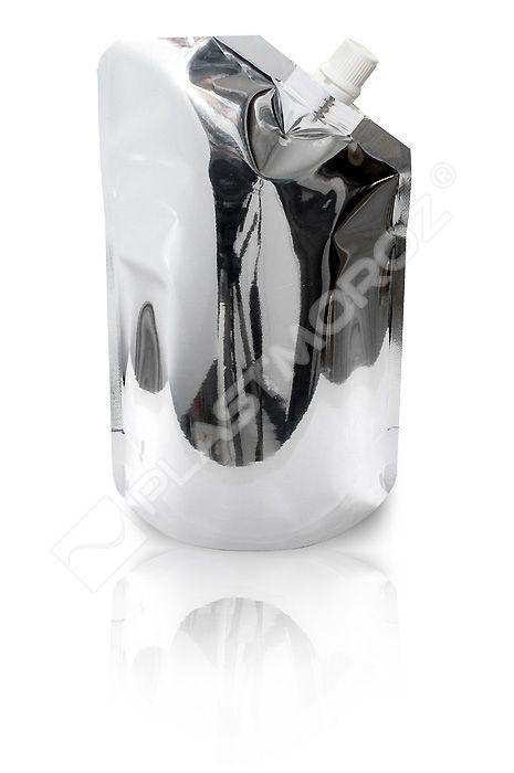 Doypack + korek - Producent opakowań PLASTMOROZ. Sprzedaż woreczków foliowych
