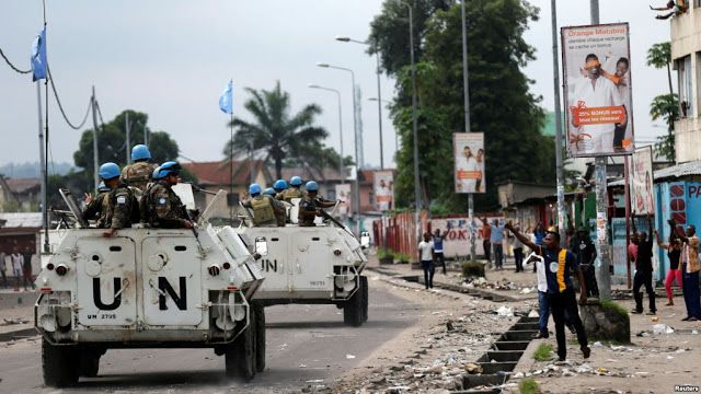 #DRCongo - 14 #UN peace keepers killed over 40 injured