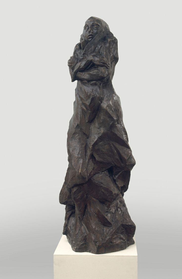 Otto Gutfreund (1889–1927), Úzkost