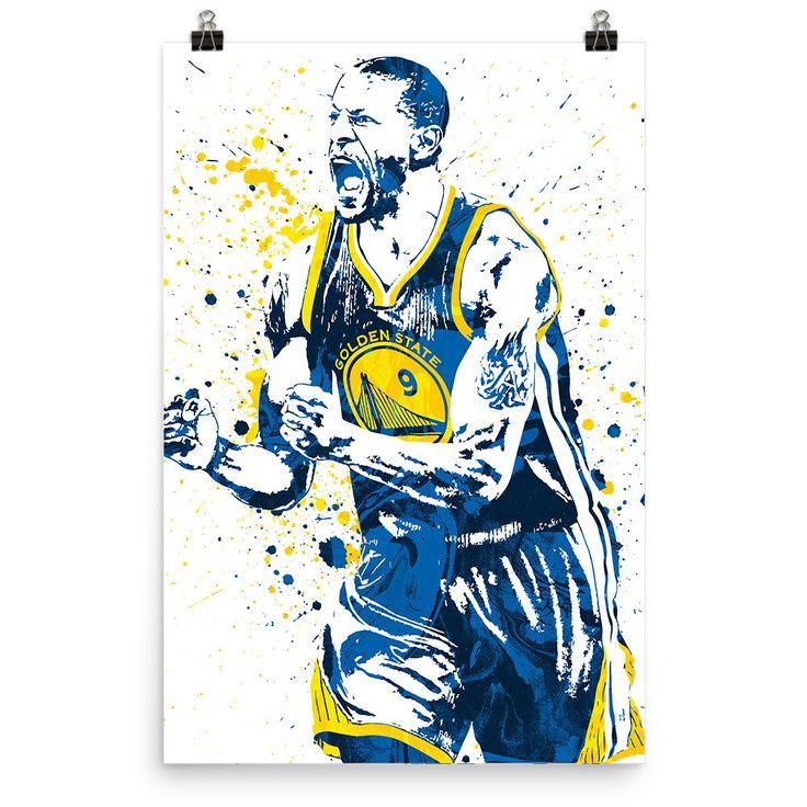 Andre Iguodala Golden State Warriors Poster