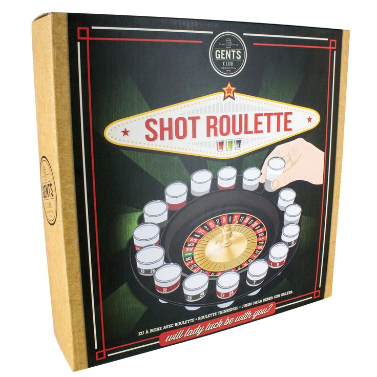 gent's club shot roulette - kmart . com