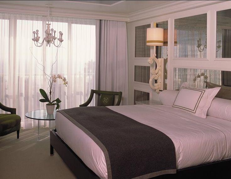 The 25+ best Mirror headboard ideas on Pinterest | Glam bedroom ...