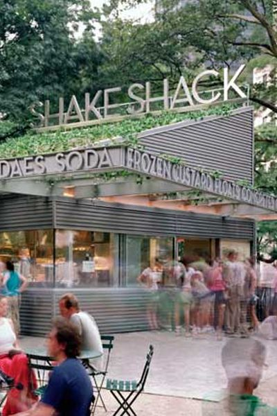 Shake Shack delivers a delicious burger, fries and shake (albeit after a bit of a wait) at affordable prices.