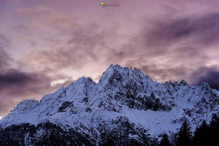 Monte Castellaccio, Ponte di Legno, Brescia - Foto scattata da Matteo Slanzi con α7 II e SEL1635Z  Pagina Facebook: https://www.facebook.com/Matteo-Slanzi-Photography-759251924132909/