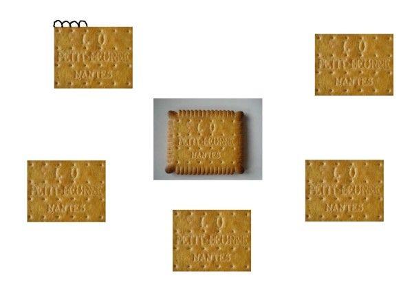 les ponts des petits beurres !  ;-)