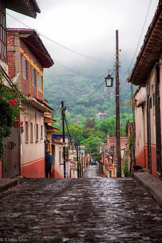 Mazamitla, Jalisco, México. Pueblo mágico.