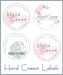 How to Make Handmade Hand Lotion (w/ label download) | I've ordered the ingredients and am excited to try this out!! :)