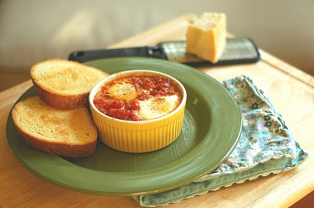... Tomatoes in the Morning! on Pinterest | Baked eggs, Poached eggs and