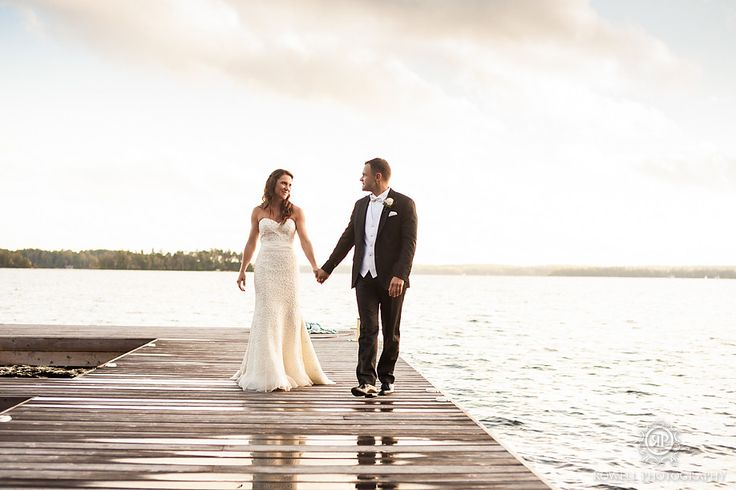 Dreamy Muskoka Wedding at Touchstone on Lake Muskoka Resort