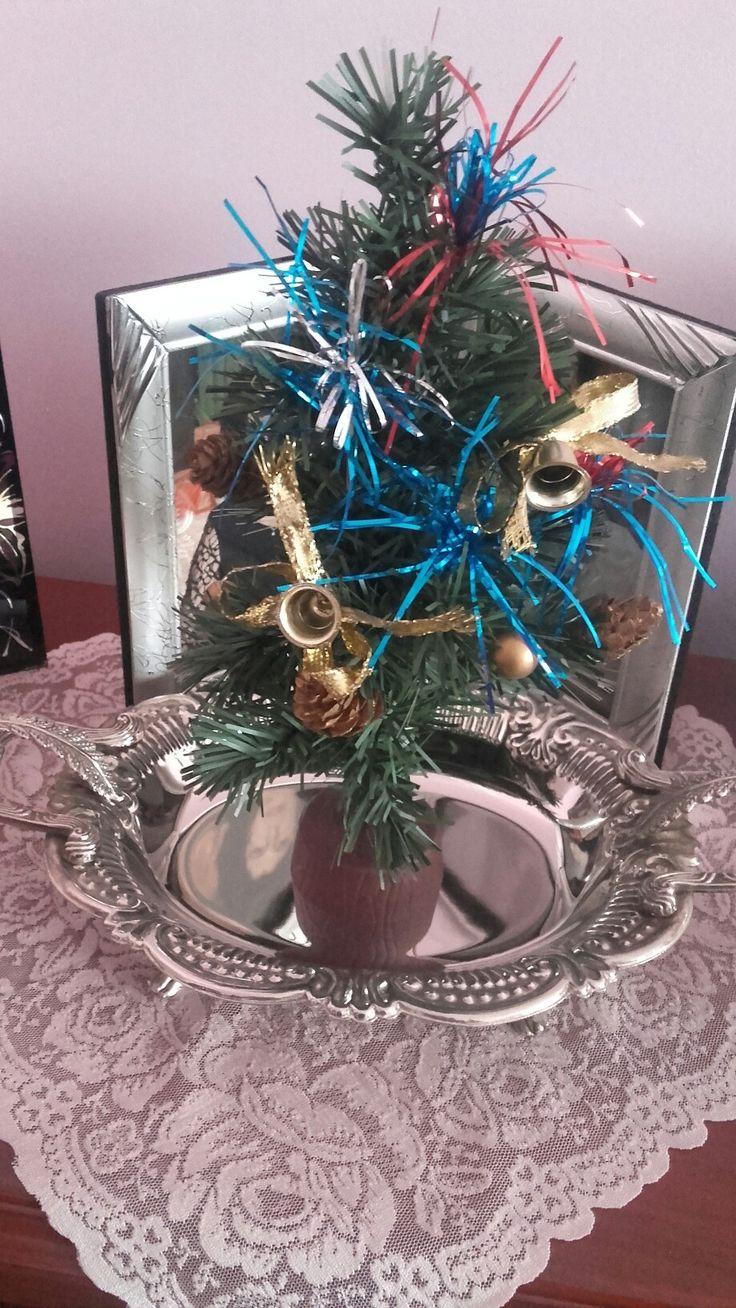 Noel ağacı.