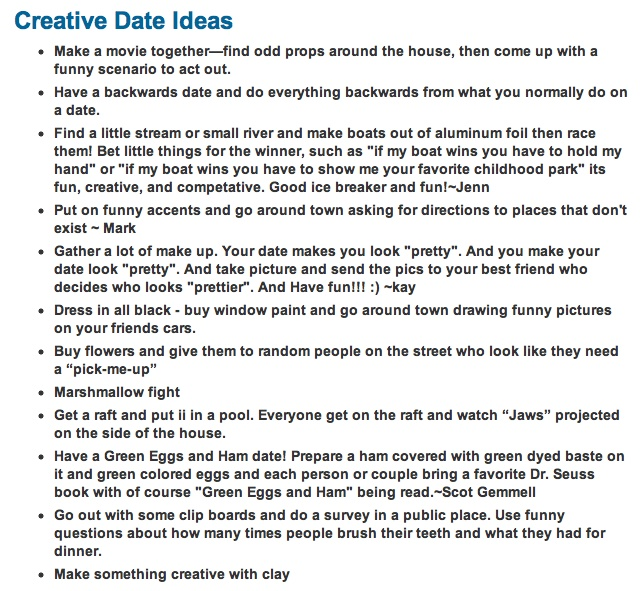 creatives dating uk