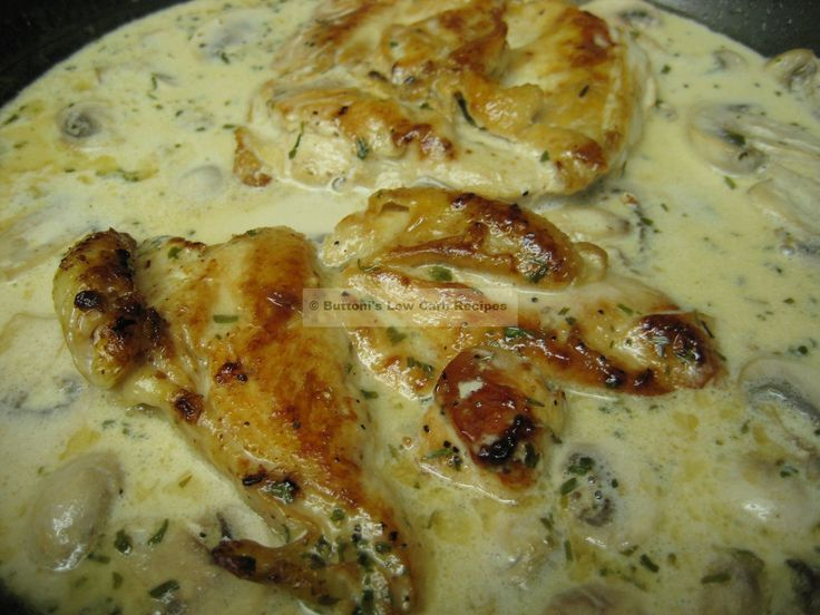 Chicken Scallopini This is a recipe I've been cooking for years. It ...
