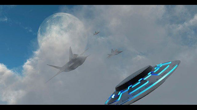 Ein geheimnisvolles Flugzeug, das am 25. Oktober vergangenen Jahres über dem US Bundesstaat Oregon geisterte, heizt gerade die UFO-Debatte in den Vereinigten Staaten wieder mächtig an. Dass es sich…