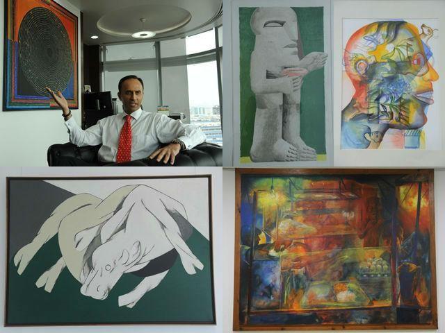 Slideshow : Deutsche Bank headquarters...an art gallery - Why Deutsche Bank is turning its headquarters into an art gallery   The Economic Times