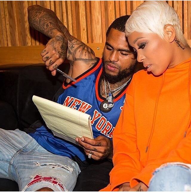 Dave East ❌ Monica  #daveeast #monica  PINTEREST:DEE✨✨