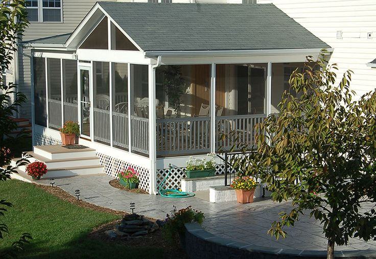 How Much Does a Screened-In Porch Cost?
