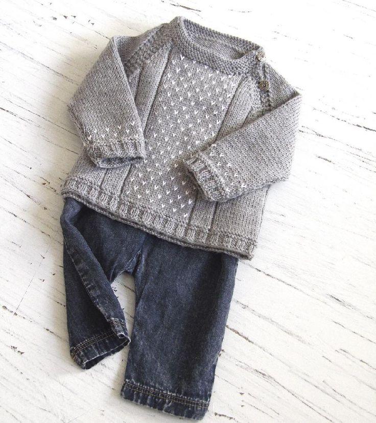Запустить эти модели в настоящее время на Рождество: ребенок сторона открыта свитер с НГЕ трикотажа конструкций