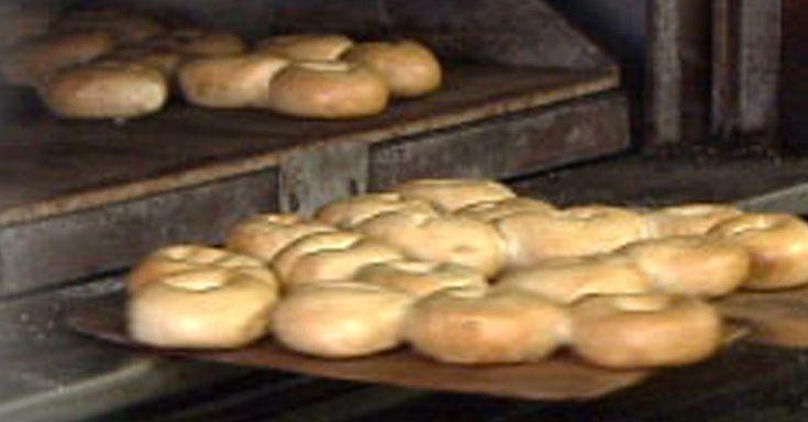 Goldberg's Bagel Company and Deli   This is Atlanta Cooking   PBA30    Bagel RECIPE!!