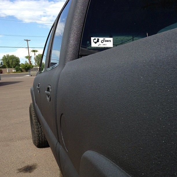 Whole trucks sprayed in bed autos post for Rhino liner jeep exterior cost