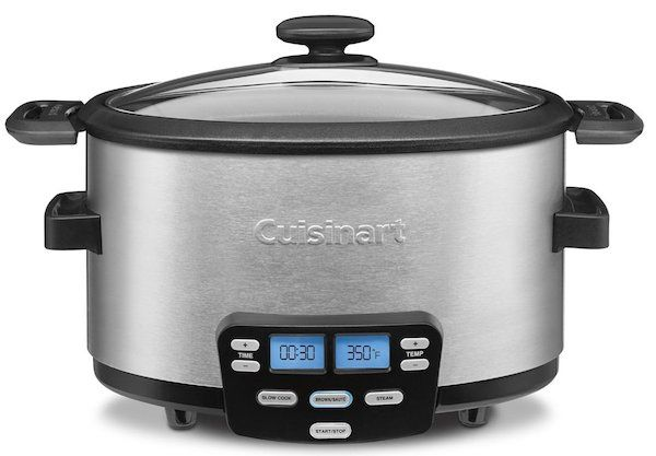Cuisinart 3-In-1 Cook Central Multi-Cooker Review - Brown Right in Your Slow Cooker! - Thrifty Jinxy