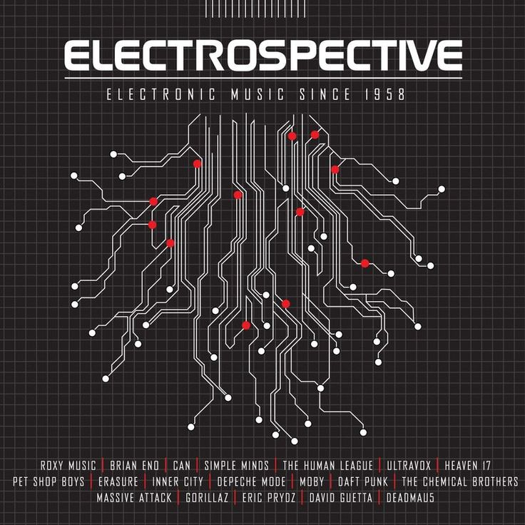 Electrospective by Various Artists