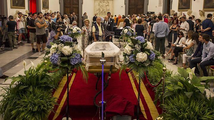 Die Anteilnahme nach Bud Spencers Tod ist groß.