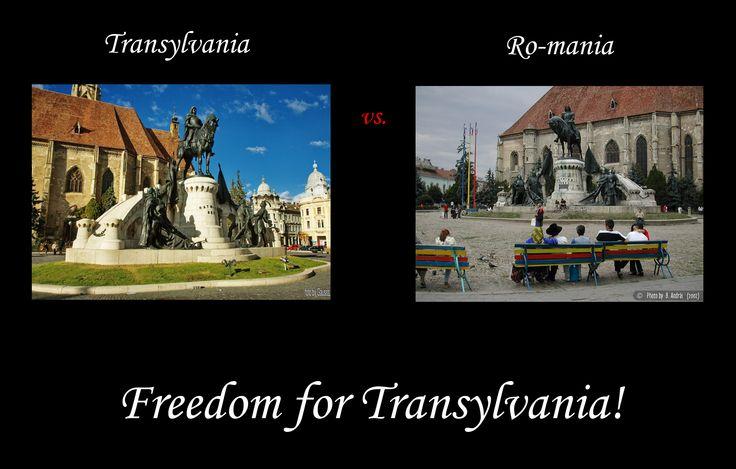 Transylvania is not Romania!