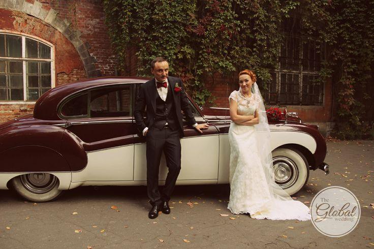 Свадьба в стиле ретро. Retro wedding