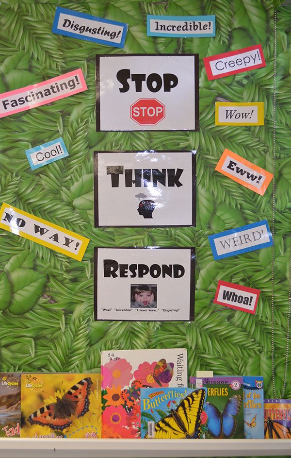 how to teach kids to respond to comprehension questions