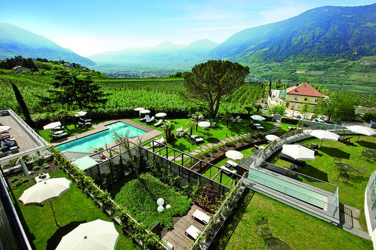 Hotel Gartner | Design Hotel | Dorf Tirol | Italy