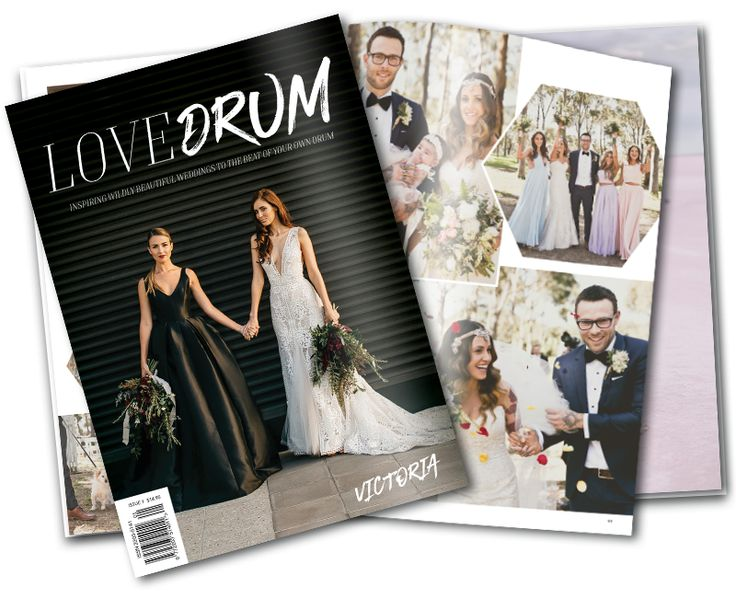 Love Drum Magazine. We love working with the crew at Love Drum