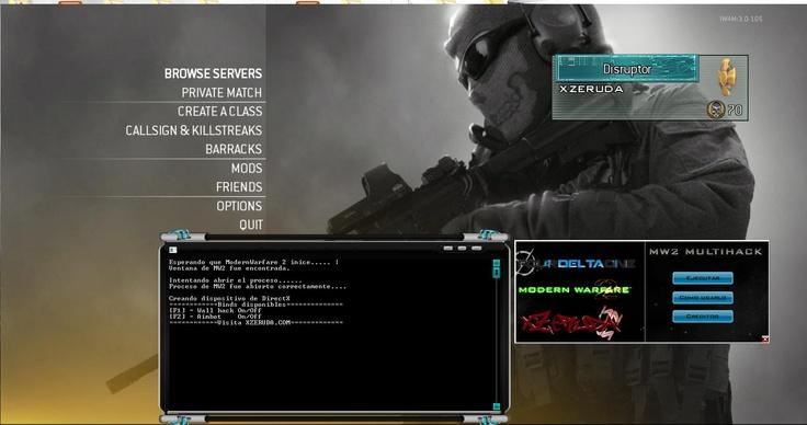telecharge modern warfare 2 aimbot
