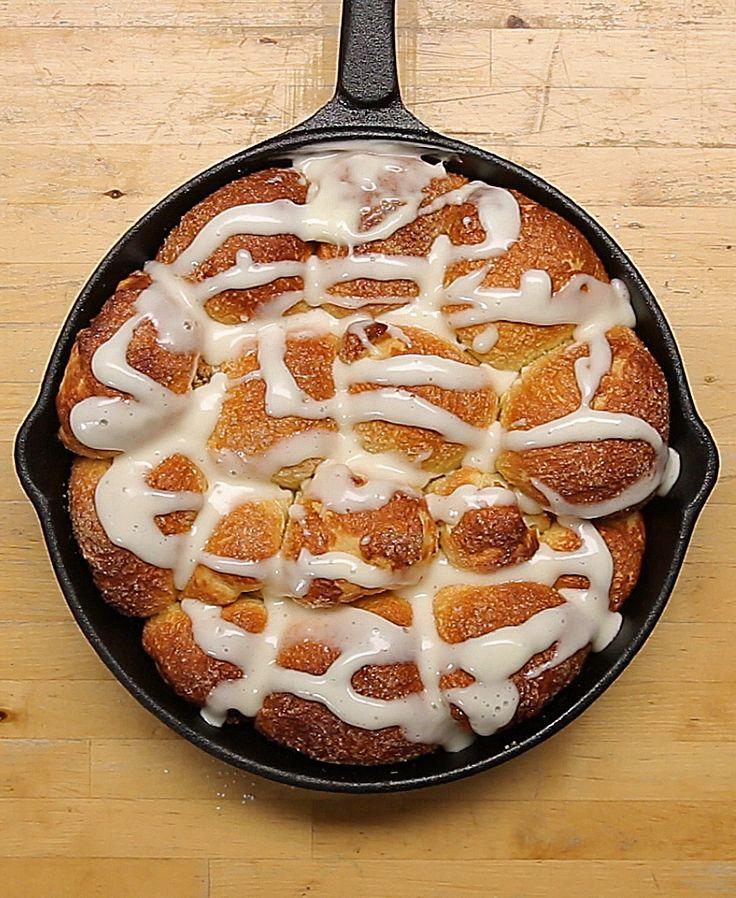Lardy Cake Monkey Bread