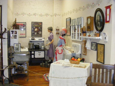 Elegant Al Veterans Museum And Archives In Athens Al Lets You Experience  Life On The Home With Furniture Stores In Athens Al