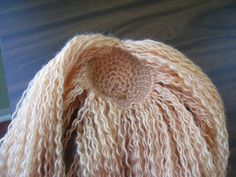 how to weft doll hair | … wig for my doll- now with pink version! – TOYS, DOLLS AND PLAYTHINGS