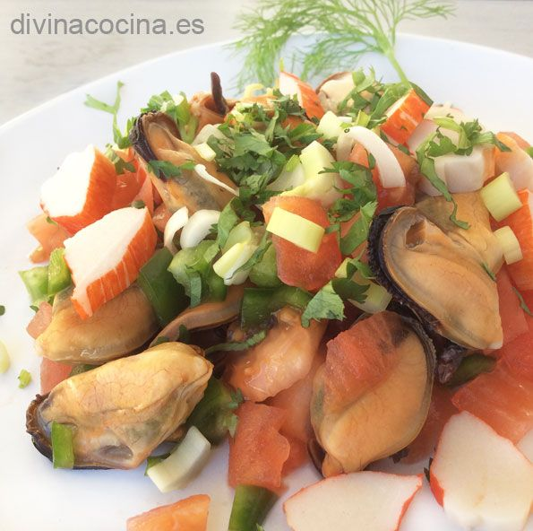 Salpicón marinero » DIVINA COCINAMás de 2.000 recetas de cocina andaluza y del mundo. » DIVINA COCINA